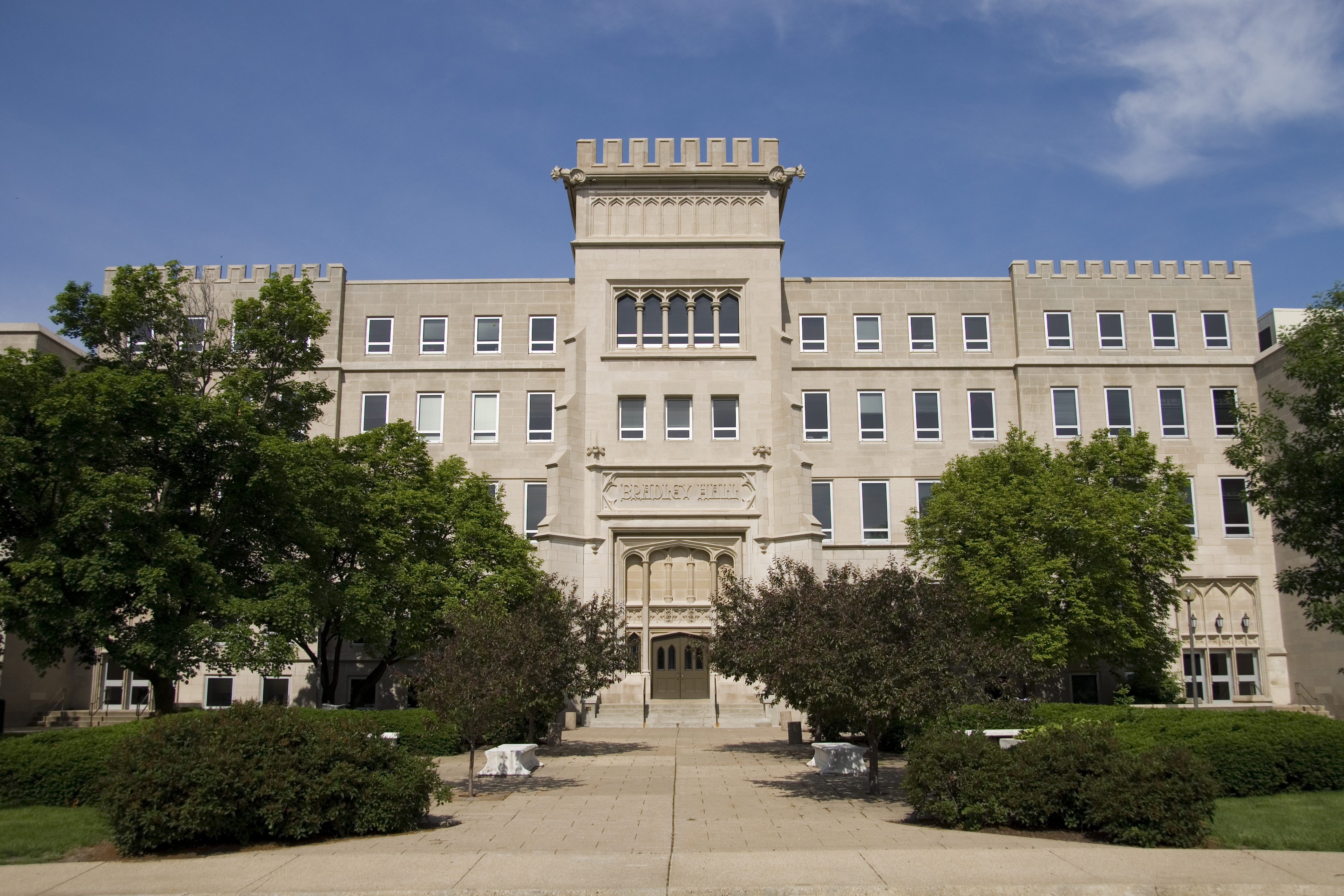 Picture of Bradley Hall